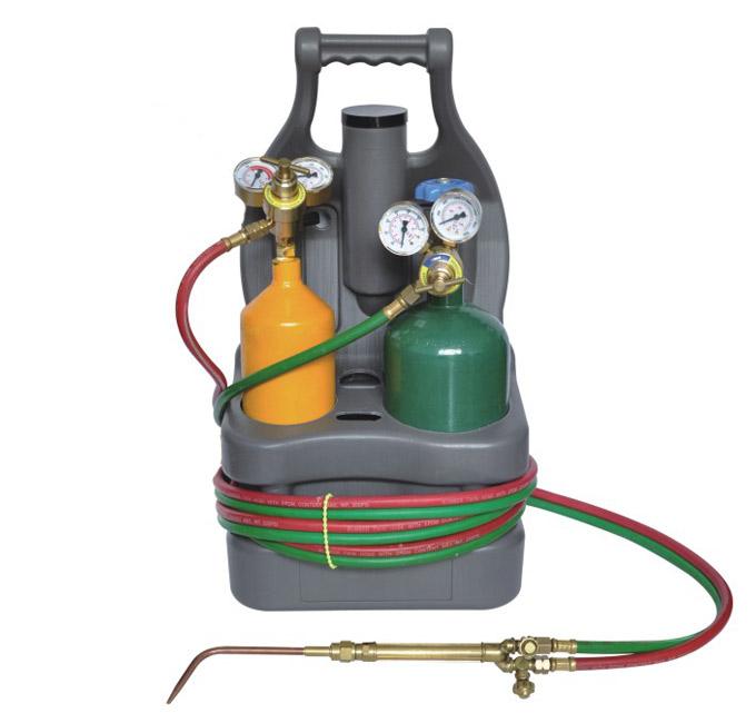 Portable Welding Cutting Kit Gas Welding Kit Smith Welding