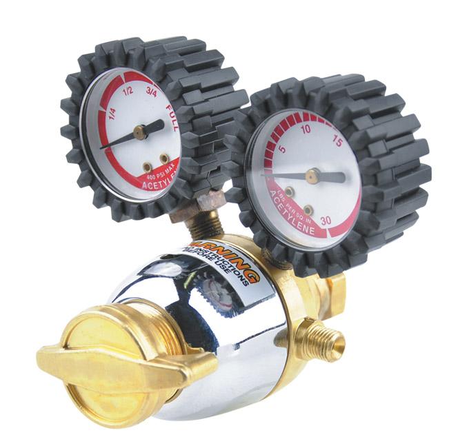 Brass Body Regulator High Pressure Regulator Medical