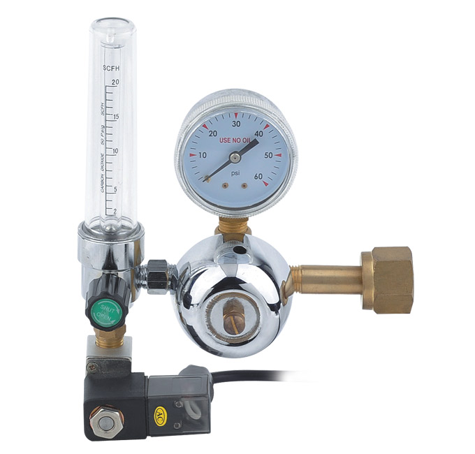 Indutrial Regulator Co2 Regulator Argon Flowmeter